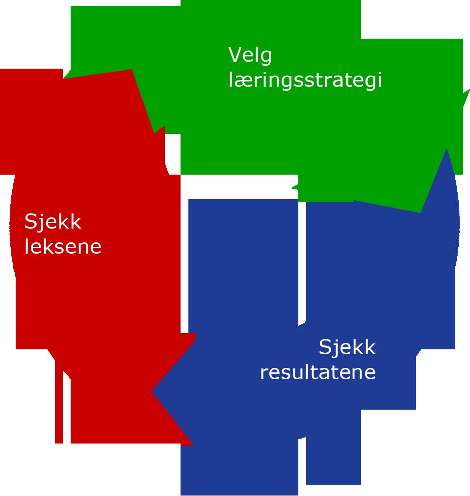 Lekser -> Læringsstrategi _> Resultatene