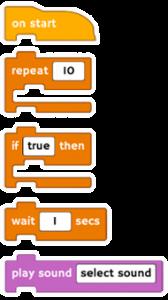 roboten - programmering